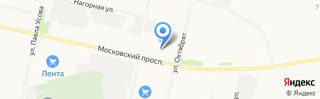 АвтоАудиоЦентр на карте Архангельска
