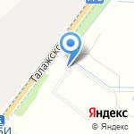 Технополимерсервис на карте Архангельска