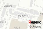 Схема проезда до компании Бендикс в Архангельске
