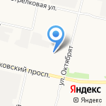 33 иномарки на карте Архангельска