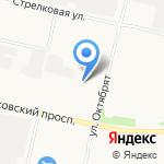 Павильон 29 на карте Архангельска