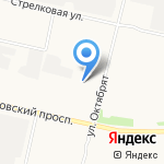 Норд Стартер на карте Архангельска
