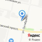 Leo Motors на карте Архангельска