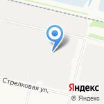 Центр автоматизированной фиксации административных правонарушений в области дорожного движения ГИБДД на карте Архангельска