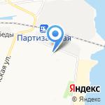Фармация на карте Архангельска