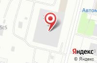 Схема проезда до компании Тридевятое Царство в Архангельске