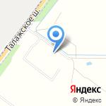 Столярный цех на карте Архангельска