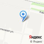 МБ-Двина на карте Архангельска