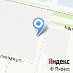 АВТО БРАВО на карте Архангельска