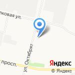Норд лифт на карте Архангельска