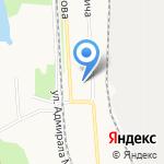 Детский сад №101 комбинированного вида на карте Архангельска