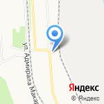 Коралл на карте Архангельска