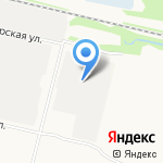 Архангельская молочная компания на карте Архангельска