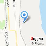 Виалта на карте Архангельска