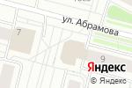 Схема проезда до компании София в Архангельске
