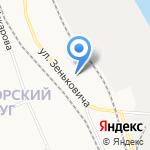 Утильбытсервис на карте Архангельска