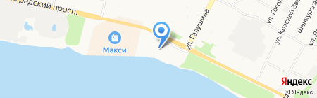 Промышленные технологии на карте Архангельска