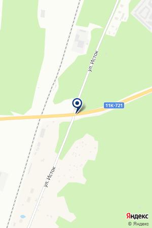 АРХАНГЕЛЬСКГЕОЛРАЗВЕДКА на карте Новодвинска