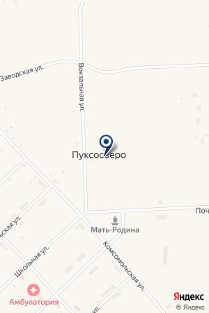 МП ЖИЛИЩНО-КОММУНАЛЬНОЕ ПРЕДПРИЯТИЕ ПРИЮТ на карте Плесецка