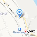 Киберплат на карте Архангельска