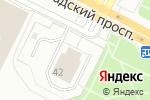 Схема проезда до компании Церковь христиан адвентистов Седьмого дня в Архангельске