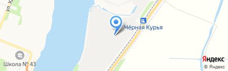Торговый Дом Монарх на карте Архангельска