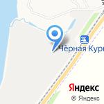 Верона-Гранит на карте Архангельска