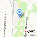 ГиперСфера на карте Архангельска