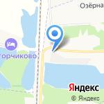 Северная ягодная компания на карте Архангельска