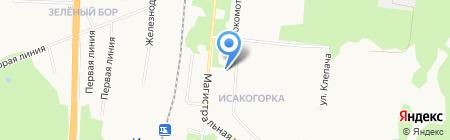 Новый стиль на карте Архангельска
