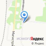 Волшебный сундучок на карте Архангельска