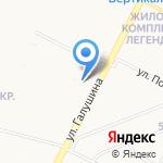 Алко shop на карте Архангельска