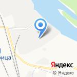 АрхСкан на карте Архангельска