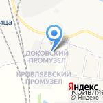 AutoRazbor29 на карте Архангельска
