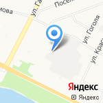 Формула Смеха на карте Архангельска