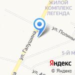 Мир упаковки на карте Архангельска