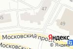 Схема проезда до компании АГР-Недвижимость в Архангельске