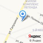 Протект Строй на карте Архангельска