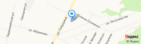 Климат-Сервис на карте Архангельска