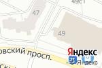 Схема проезда до компании Автомойка в Архангельске
