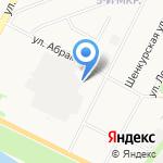Компания по производству мебели на заказ на карте Архангельска