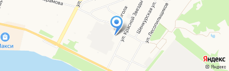 Стекло Магия на карте Архангельска