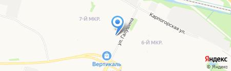 Наши детки на карте Архангельска