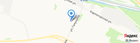Мультимир на карте Архангельска