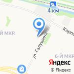 Вента Плюс на карте Архангельска