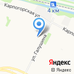 Prince на карте Архангельска