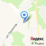 Отдельный пост пожарной части №94 на карте Архангельска