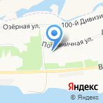 Архангельский центр социальной помощи семье и детям на карте Архангельска