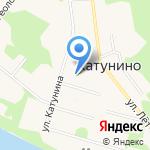 Магистраль на карте Архангельска