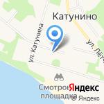 Врачебная амбулатория на карте Архангельска